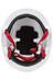Giro Section Helmet transparent white